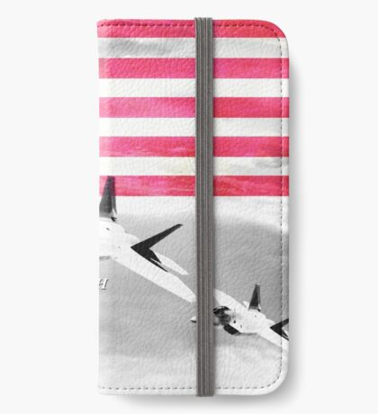 Air Force USA USAF iPhone Wallet/Case/Skin