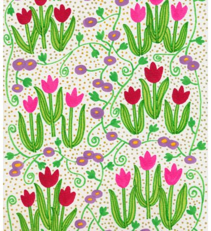 Tulips Sticker