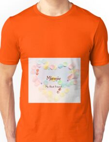 Minnie - my best friend Unisex T-Shirt