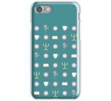Beauty Pattern iPhone Case/Skin