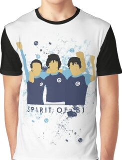 Spirit of '81 Graphic T-Shirt