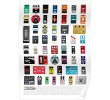 The 52 Pedal Project Poster
