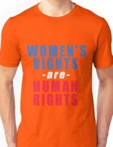 Human rights are not optional Unisex T-Shirt