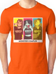 Monster Complex - Pose! Unisex T-Shirt