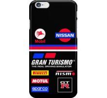 Nissan Retro Racesuit Design iPhone Case/Skin