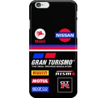 Nissan Retro Racesuit Design iPhone Case/Skin