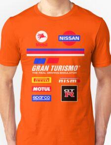 Nissan Retro Racesuit Design T-Shirt
