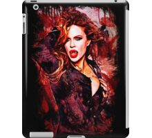 Pam Ravenscroft iPad Case/Skin
