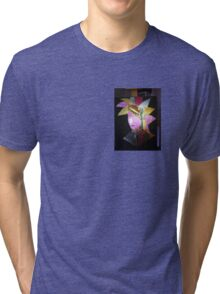 Faith in unconditional love Tri-blend T-Shirt