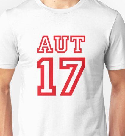AUSTRIA 17 Unisex T-Shirt