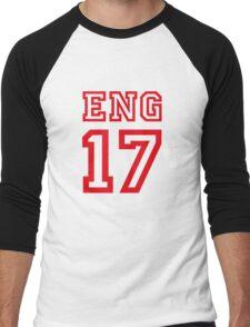 ENGLAND 17 Men's Baseball ¾ T-Shirt