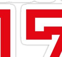 ENGLAND 17 Sticker