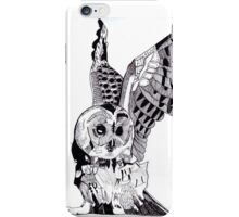 Oo Owl iPhone Case/Skin