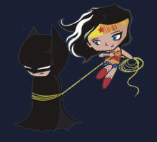 Batman and wonder woman Kids Clothes