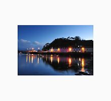 Portree Harbour at night Unisex T-Shirt