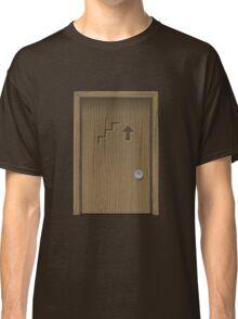 Glitch furniture door uralia vine door Classic T-Shirt