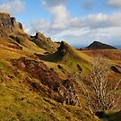 The Quiraing by Rachel Slater