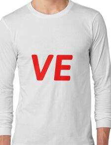 Love! Long Sleeve T-Shirt