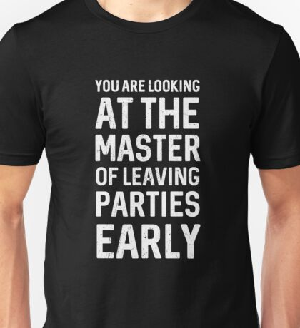 You are looking at the master Unisex T-Shirt