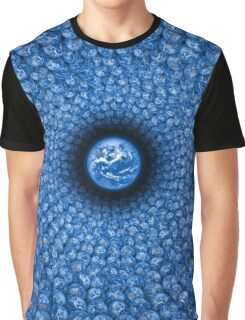 Parallel Worlds Graphic T-Shirt