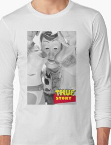 True Story - Naughty Woody Long Sleeve T-Shirt
