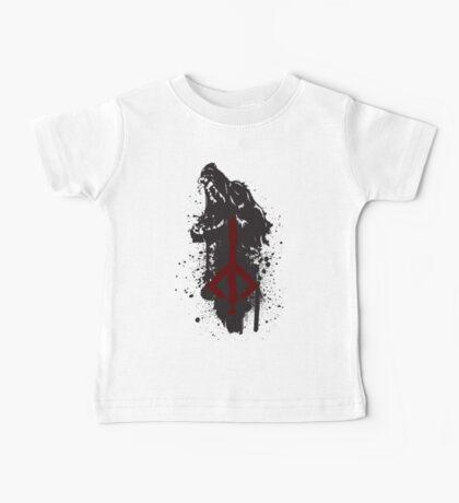 Hunter's run, black beast Baby Tee