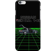 Nissan N13 Exa Coupe iPhone Case/Skin