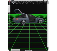 Nissan N13 Exa Coupe iPad Case/Skin