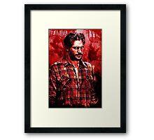 Alcide Herveaux Framed Print
