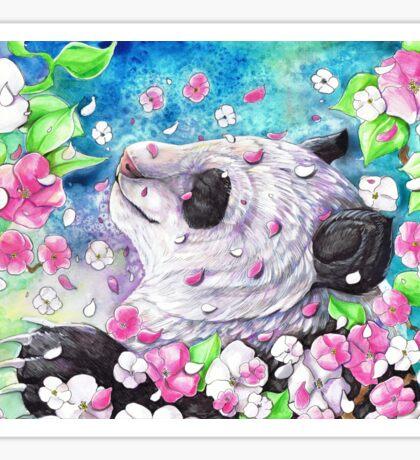 Serenity Panda Sticker