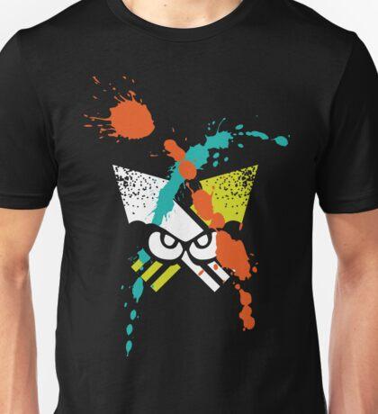 Splatoon - Turf Wars 4 Unisex T-Shirt