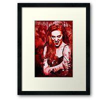 Jessica Hamby Framed Print