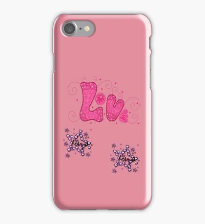 loving geeks designs iPhone Case/Skin
