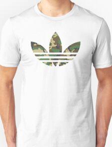 Adidas Trefoil Original Woodland Camo T-Shirt