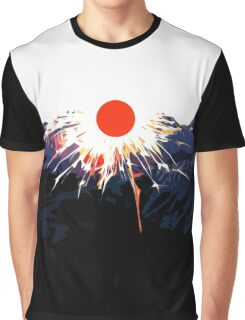 The shattering Graphic T-Shirt