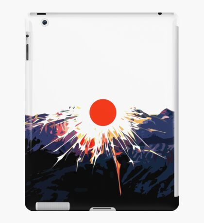The shattering iPad Case/Skin