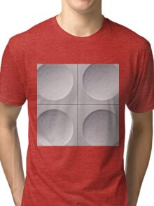 Circles In Squares Tri-blend T-Shirt