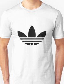 Adidas Trefoil Original Black T-Shirt