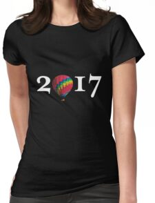 coldplay 2017 Womens Fitted T-Shirt