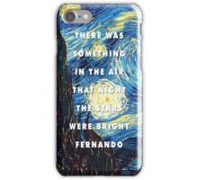 Fernando Van Gogh iPhone Case/Skin