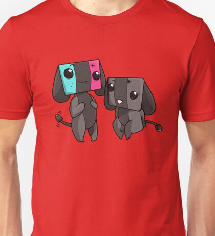 Nintendo Switch Doggos Unisex T-Shirt