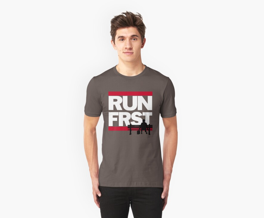 Run forrest, RUN! by Schytso Designs