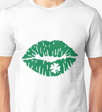 Irish Kiss Unisex T-Shirt