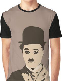 Tramp sepia Graphic T-Shirt