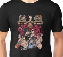 Walking dead Characters  Unisex T-Shirt