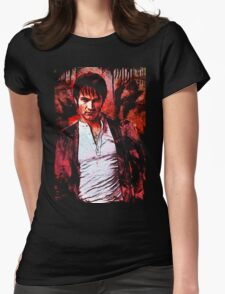 Bill Compton Womens Fitted T-Shirt
