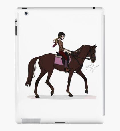 Nutella Trot iPad Case/Skin