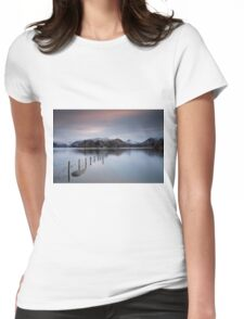 Last Light Crow Park Womens Fitted T-Shirt