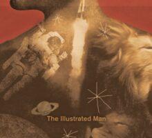 The Illustrated Man - Ray Bradbury Sticker