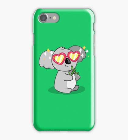 Fabulous Koala iPhone Case/Skin